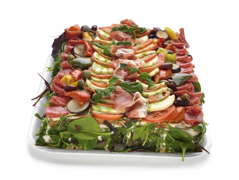 smörgåstårta med rostbiff
